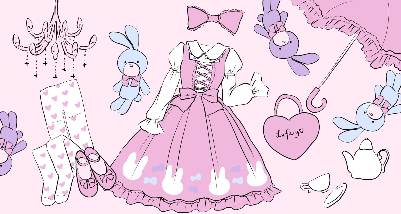 お姫様みたいにかわいい甘くてキュートなロリータブランド一覧 Lafary