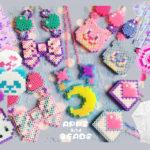 ♡Apps and Beads☆ゆめかわピコピコ系ハンドメイドアクセ☆