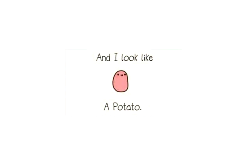 海外で大人気♪Kawaii Potato ☆カワイイポテトがかわいい♪