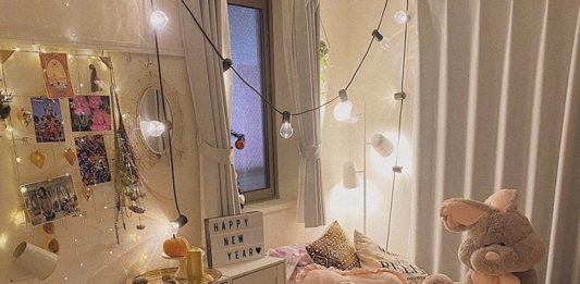 【厳選アイテム特集】フェアリーライトでお手軽にゆめかわいいお部屋にする秘密