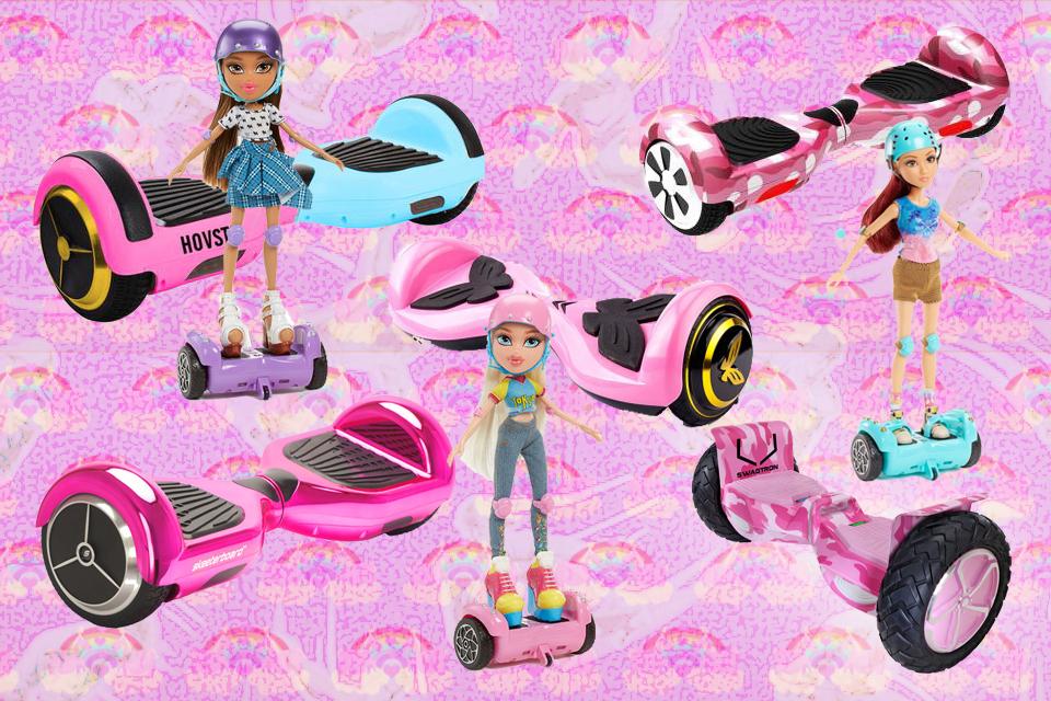 女の子もキッズも5分で乗れる♪電動バランススクーターがおもしろい☆