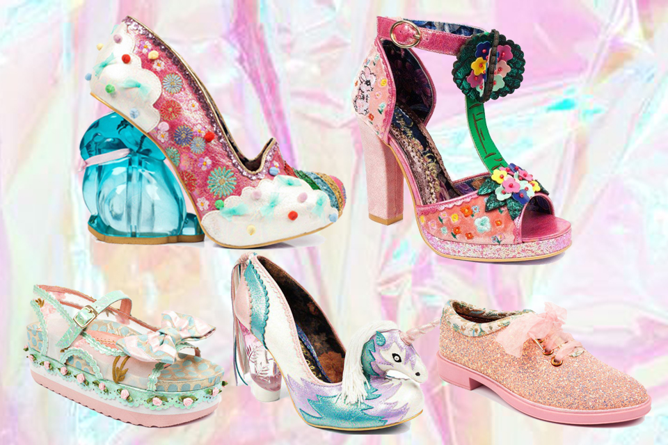 Irregular Choice2017春のお花・うさぎさん靴が可愛すぎる♡