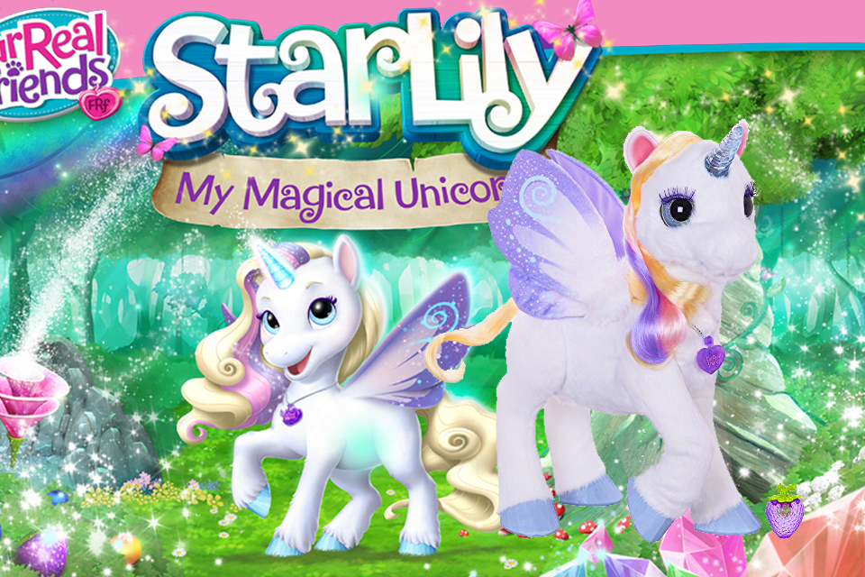 『StarLily』マジカルユニコーンおもちゃがゆめかわいい♡