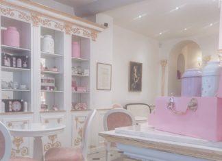 NINA'S PARIS♡二ナスのピンクで可愛いマリーアントワネットの紅茶特集