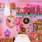 【KIKI2】プリンセスドールハウスみたい♡高円寺のファンシーな古着屋さん☆