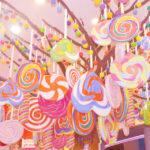 Candylicious☆ペロペロキャンディーの木がある可愛いお店♥