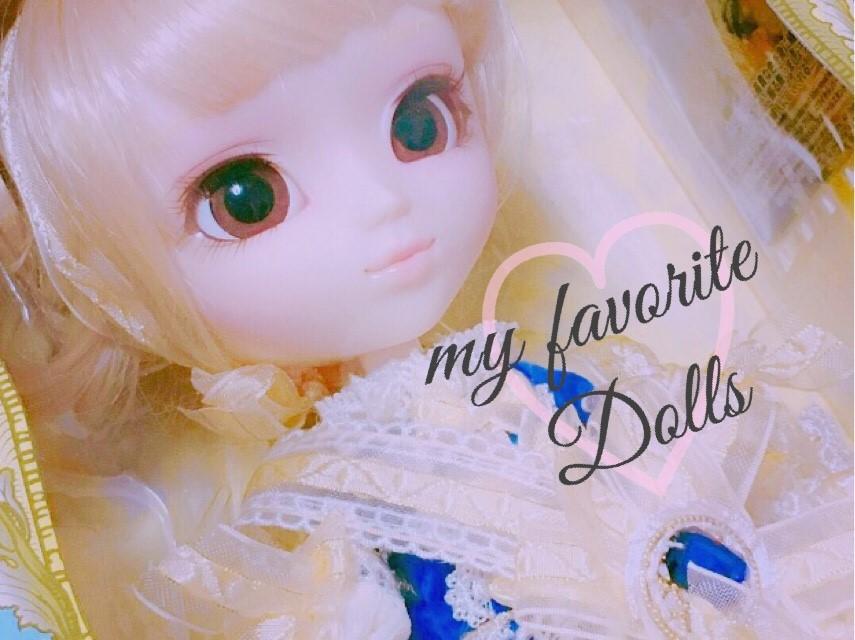 私の小さなお友達♡ロマンティックなお人形ドール特集