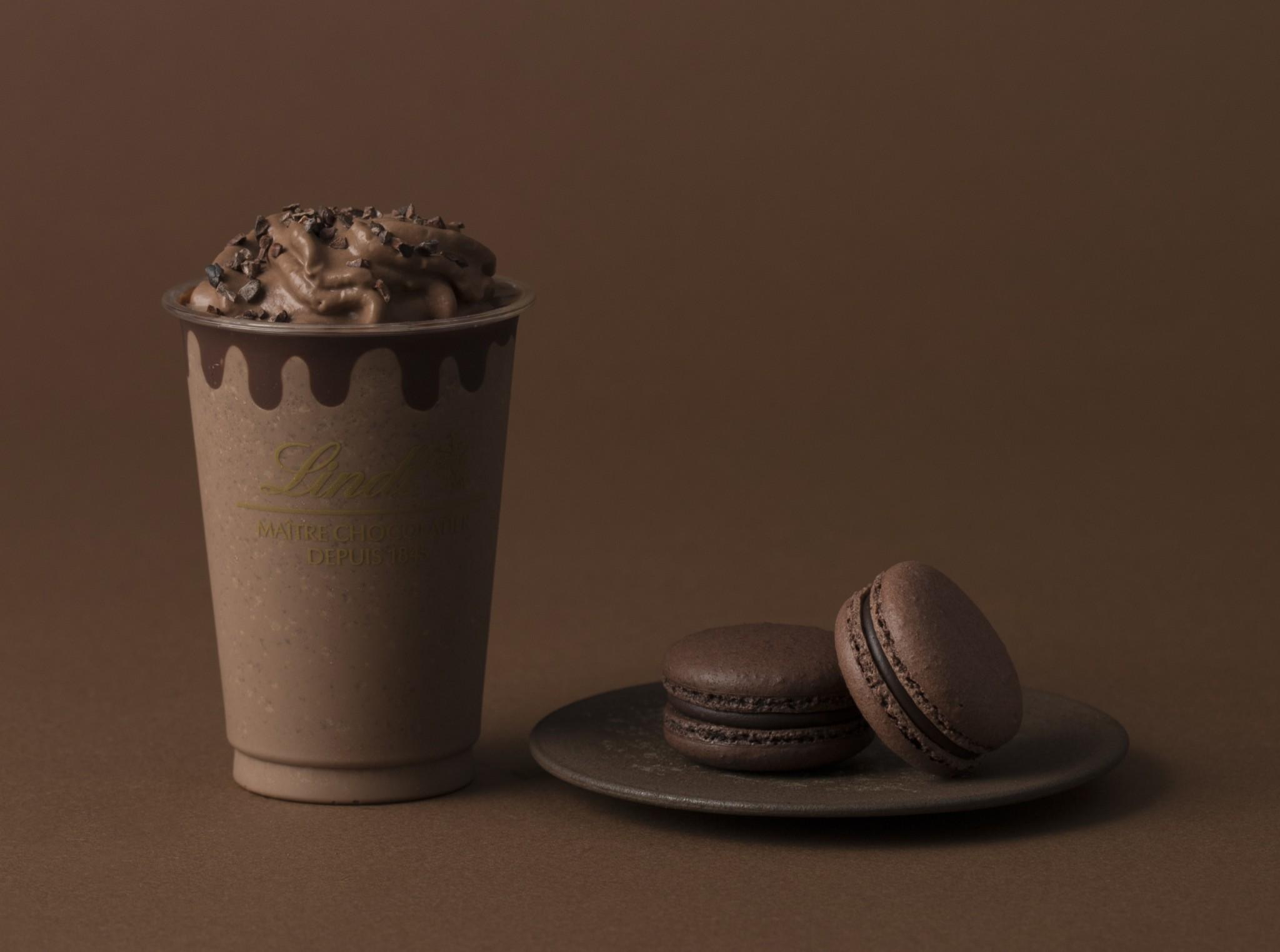 絶対飲みたい!リンツの本格チョコドリンク期間限定発売♡