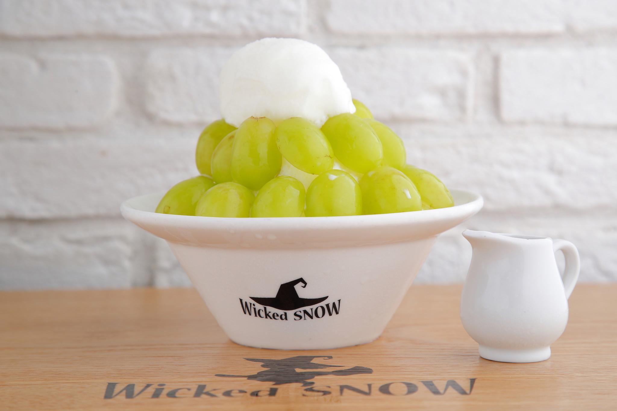 日限定10食メニューあり⁈韓国かき氷から秋限定メニューを食すべし!