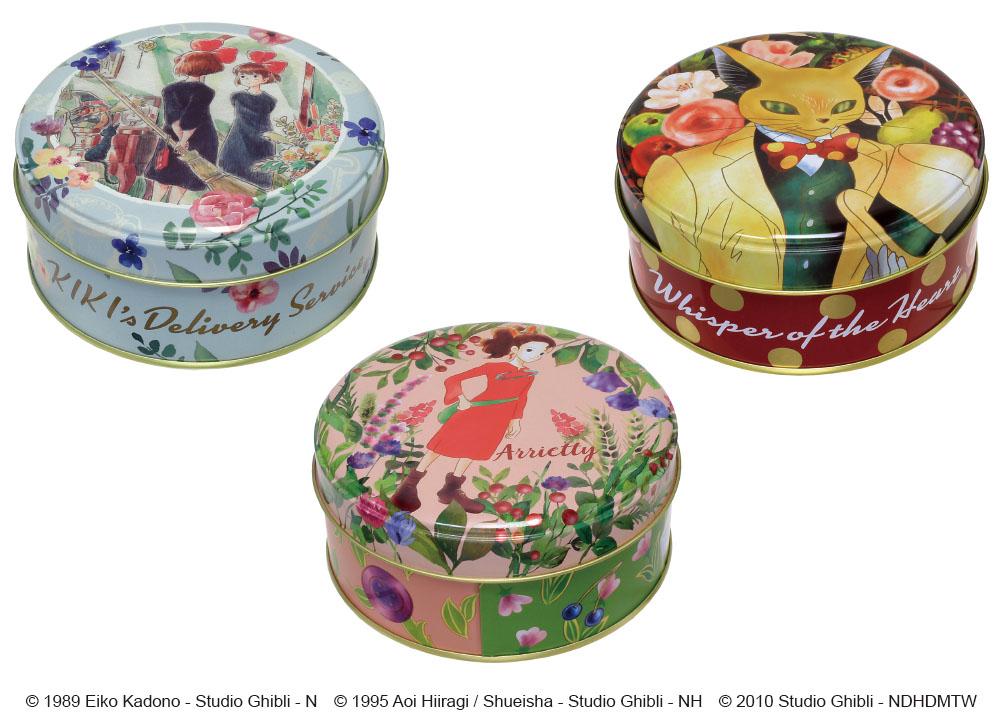 世界のお茶の専門店「ルピシア」とジブリキャラがコラボ♡