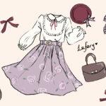 レトロ・クラシカルなガーリーお洋服ブランドまとめ♡