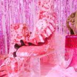 キラキラでピンクな世界*Swankiss2017冬新作が可愛すぎる..♡