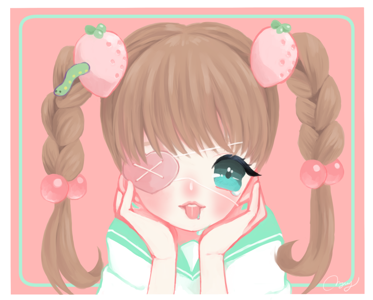 POP&Cute♡Moe Kawaii Illustrator Myumy
