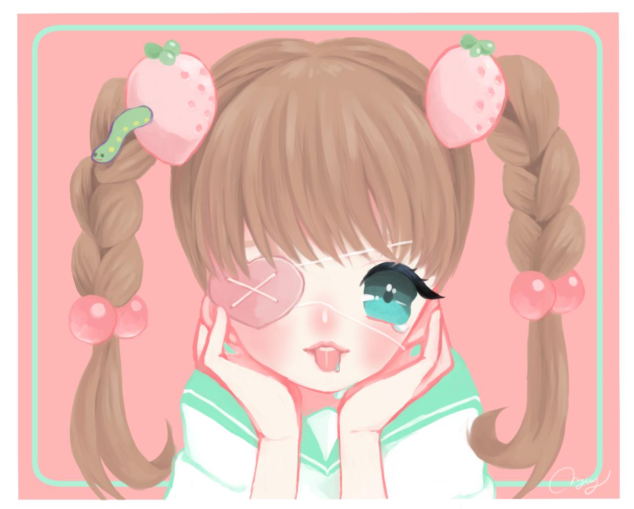 POP&キュート♡萌えかわイラストレーターmyumy(ミュゥミィ)