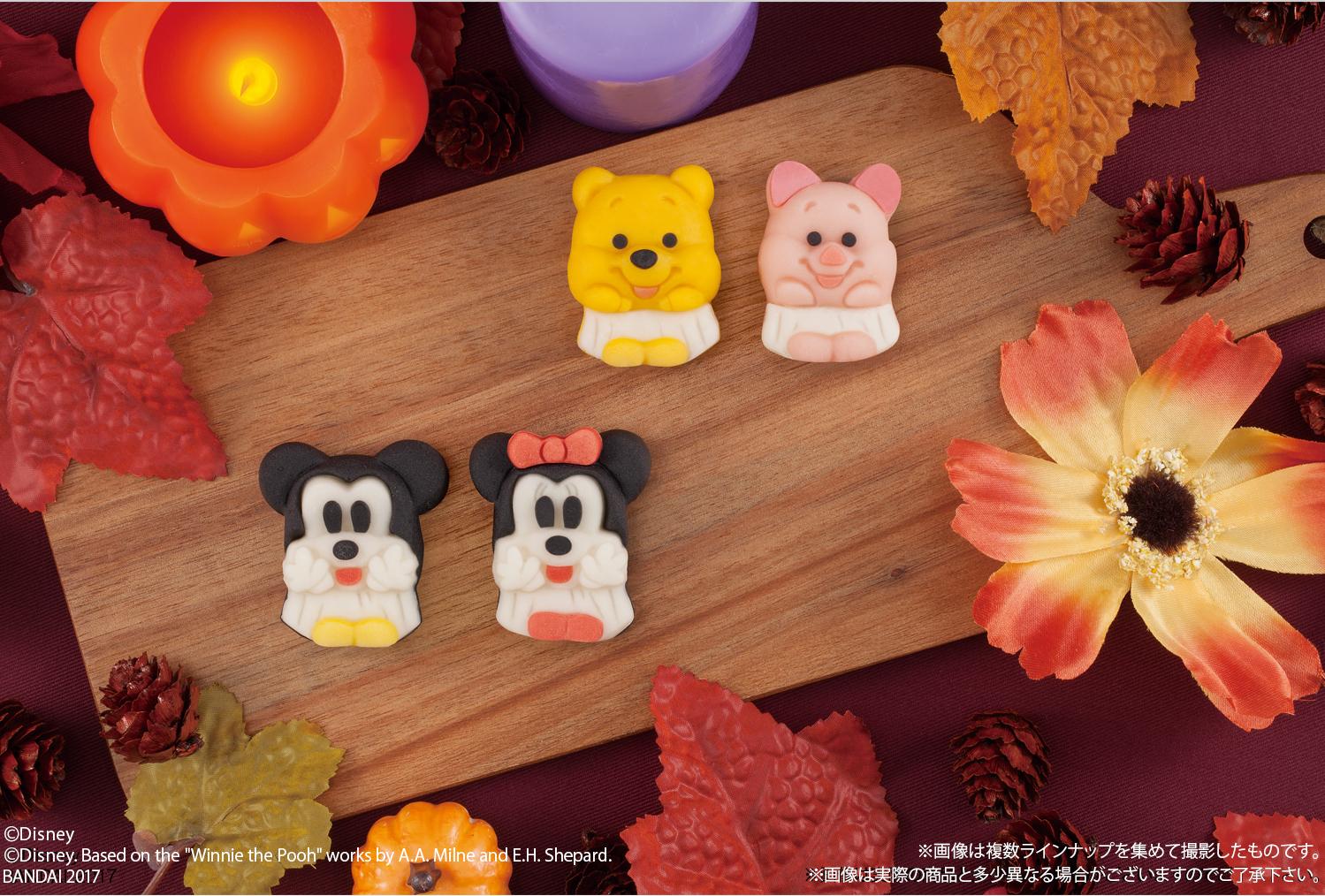 ディズニーハロウィンの和菓子がセブンイレブンで限定発売♡