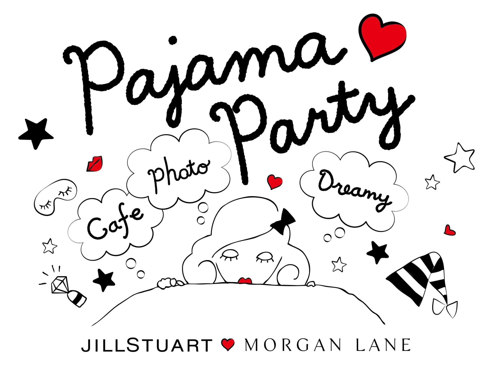 乙女のパジャマパーティ♡JILL STUARTカフェが原宿にOPEN♡