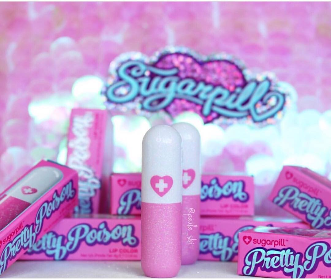 Yamikawa Makeup!? ♥ Sugarpill's Hospital Lipstick♪