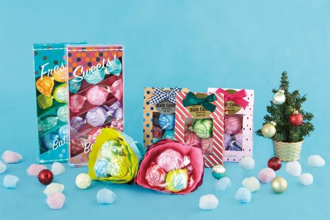 可愛すぎる♡キャンディー型の入浴剤がブーケになって新登場♡