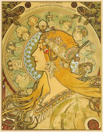 100年経っても美しい!ミュシャ展が名古屋で開催