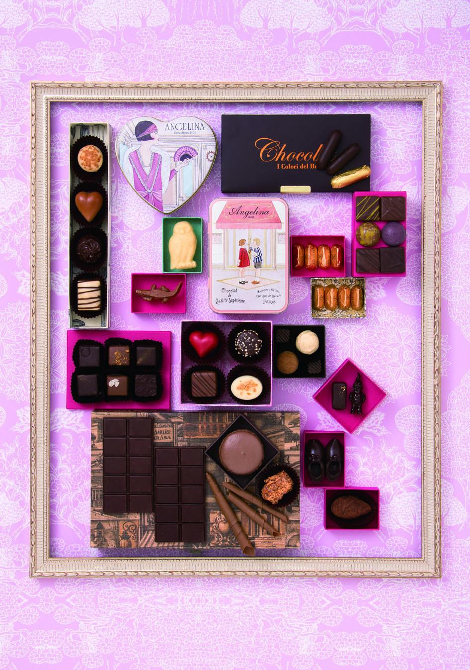 パッケージに胸キュンなチョコレートたち💘銀座でハッピーバレンタイン