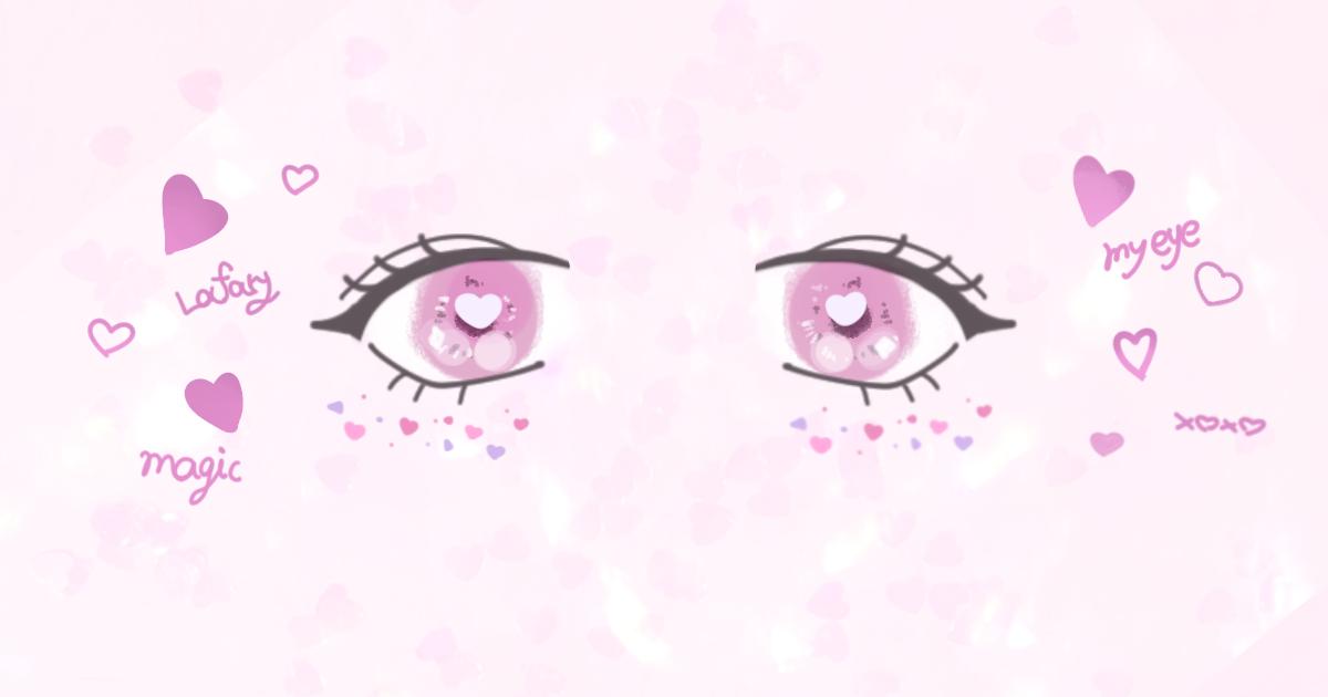 瞳にゆめかわの魔法を*ゆめかわいいカラコンまとめ