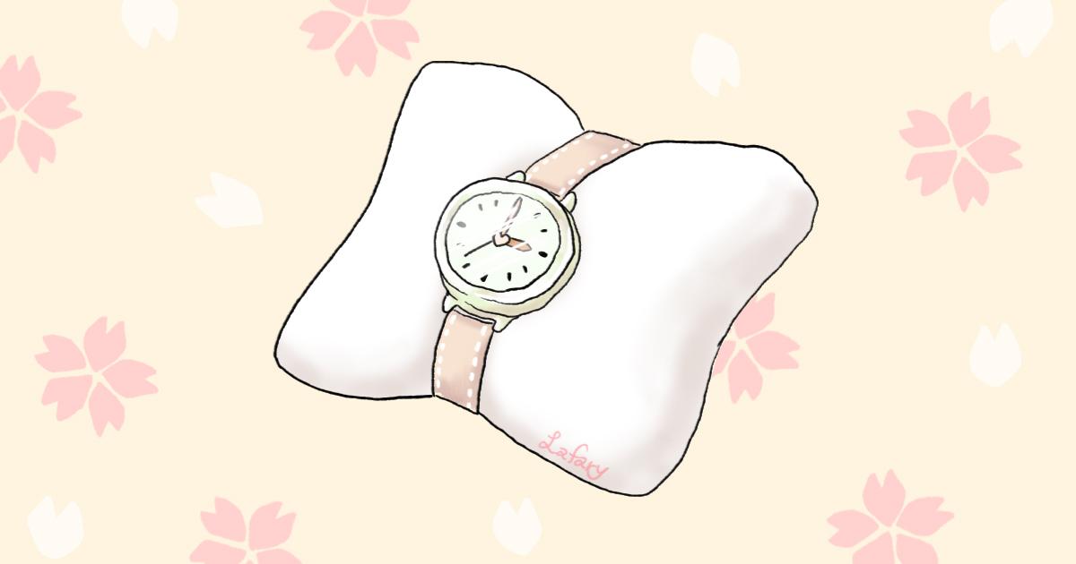 心機一転!1万円前後で買える大人可愛い腕時計まとめ