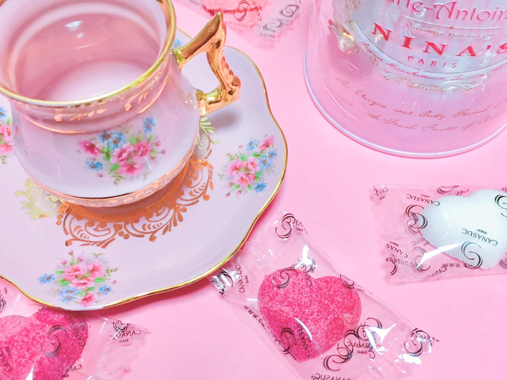 """""""かわいい""""を溶かしちゃお♡ティータイムを彩るお砂糖「デザインシュガー」"""