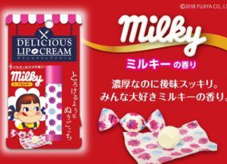 幸せなあま~い香りに包まれて...かわいさ溢れるリップクリーム