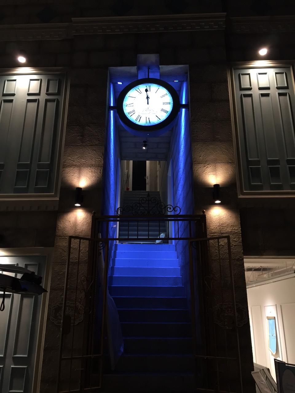 大時計の写真