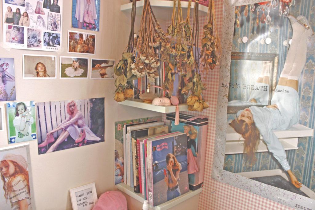 まるでガーリー洋画な世界🎀🌹原宿のキュートな美容院Bettie