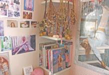 まるでガーリー洋画の世界..♡原宿にある可愛い美容室 Bettie (ベティ)