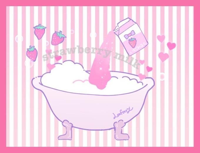 バスタイムも「ゆめかわいく」♡* いちごミルクフレーバーの入浴剤をまとめました。 いちごの香りのクリーミーなお湯に漬かって、心も体もリラックス…♡