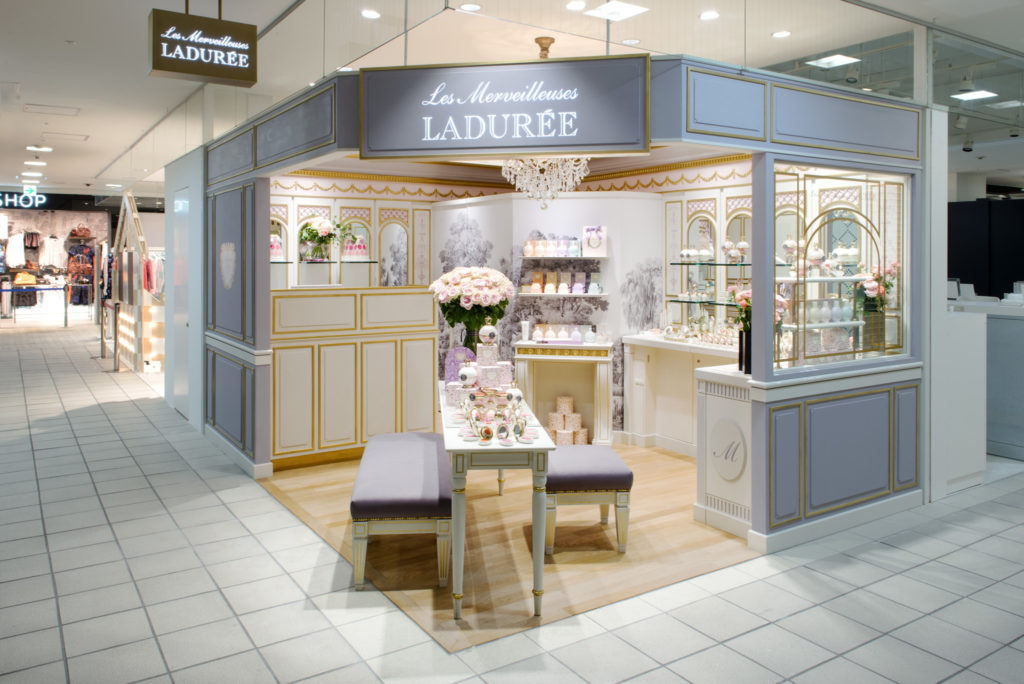 ラデュレ店舗画像