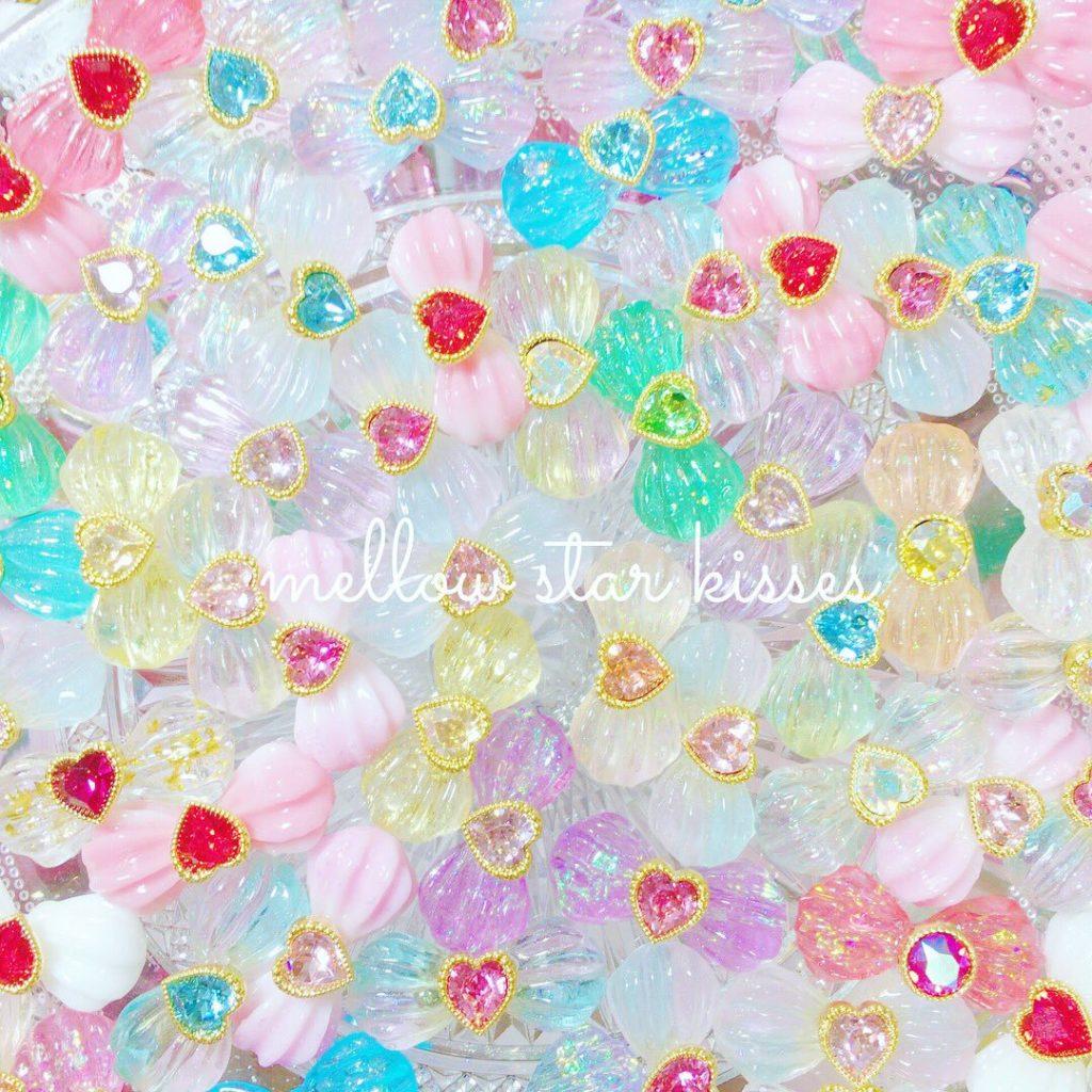 mellow star kisses(めろきす)幸せのきらめきを身につけて