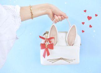 歩くたびにきらめく*鞄をもっと可愛くしてくれるバッグチャーム特集!