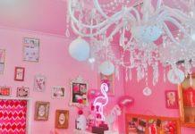 ピンクの可愛いジェラート屋さん*下北沢SWEET TWISTに魅せられて