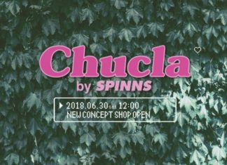 女のコの秘密基地*Chucla(チュコラ)by SPINNSが原宿にOPEN!