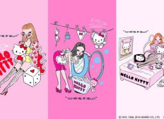 『HELLO KITTY♡foxy illustrations』コラボショップが期間限定オープン!