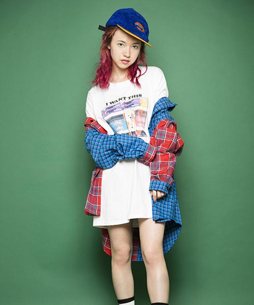 Candy Stripperファッション画像3