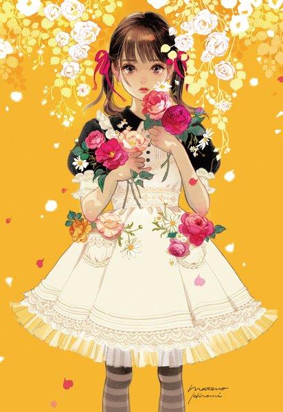 マツオヒロミ 桜庭一樹 ほんとうの花を見せにきた