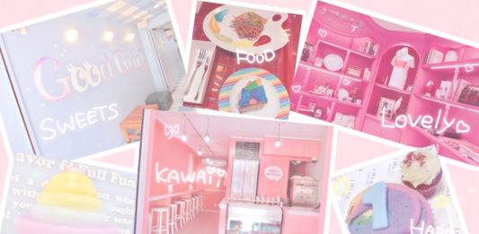KAWAII天国*迷ったらココに行こう!原宿おすすめ観光スポット*