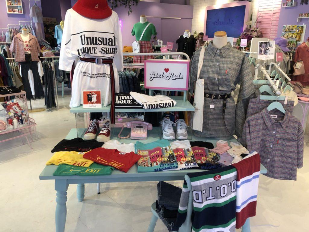 SNS映え、韓国、コスメ...♡原宿女子必見のお店「Chucla(チュコラ)」
