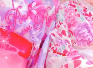 ピンクやレッドの可愛い浴衣に包まれたいっ!だって女の子だもん