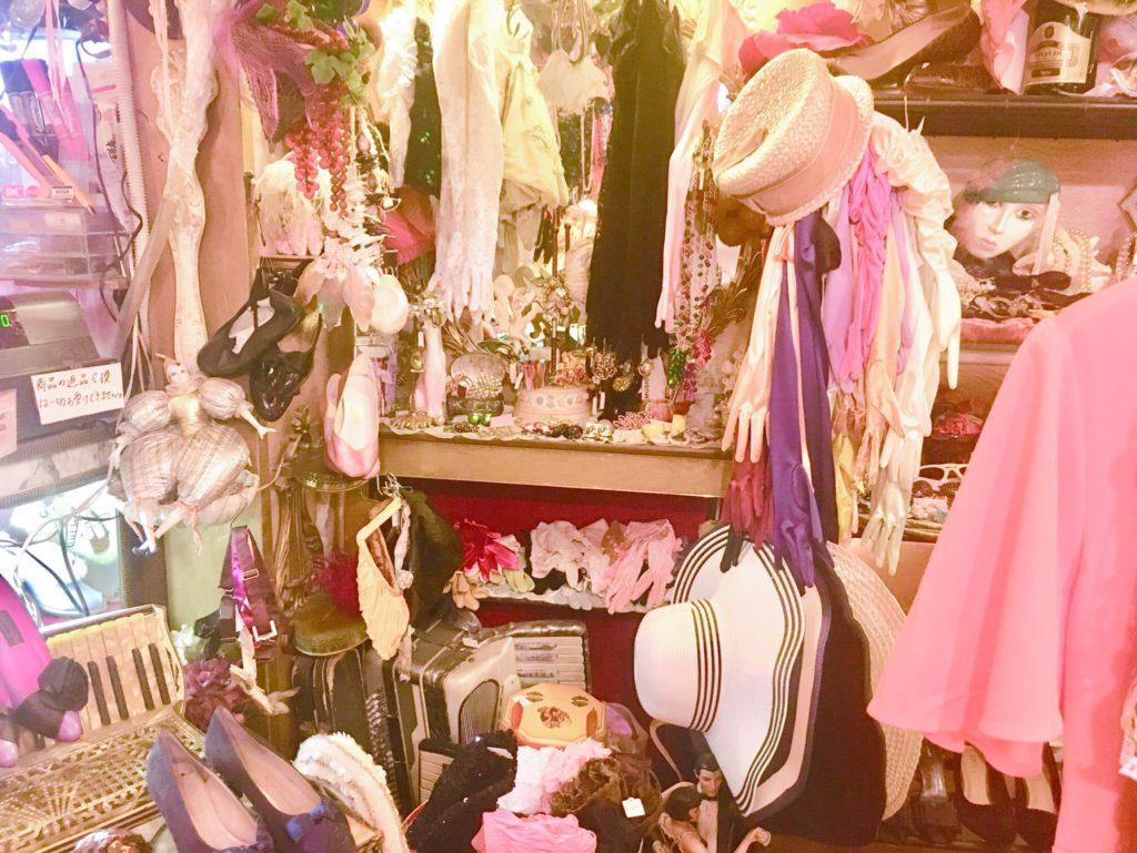 rosy baroque店内画像1