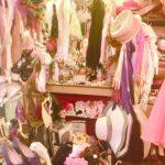 """まさに""""女優さんのクローゼット""""!渋谷の古着屋さんラウジーバロック"""