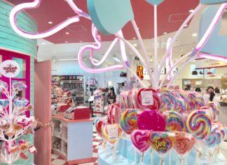 カラフルなお菓子HAPPYチャージ!原宿のCANDYショップ*
