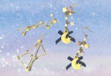 星空からの贈り物*夜空のアクセサリーCollection