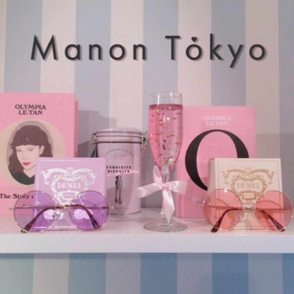 Manon Tokyo店内画像3