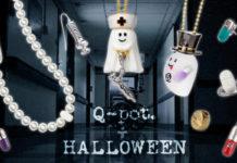 Q-pot.の『病みかわいい』ハロウィンアクセサリーが登場♡