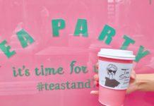 タピオカもソフトも紅茶味!テイクアウト紅茶専門店『Tea Stand...7』